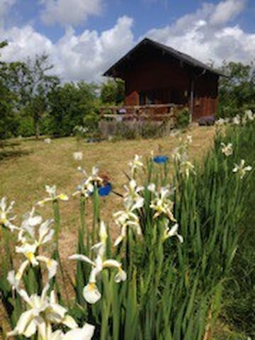 Chalet en pleine nature, Countryside cabin