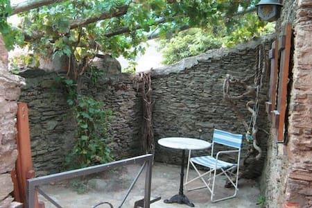 Maison indépendante sejour en Corse - Cagnano