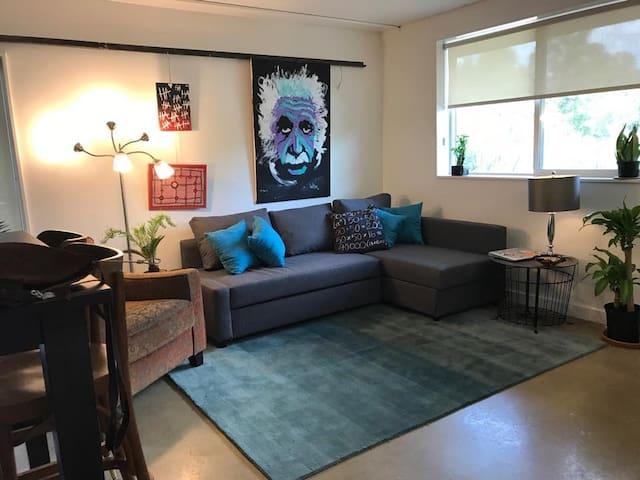 Modern Eco-Friendly Studio Apartment