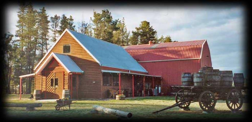 Stanthorpe Country Vineyard Getaway - Glen Aplin - Bed & Breakfast