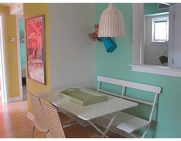 Beautiful condo at the Resort at Goose Rocks!
