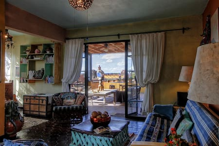 Best Views and Location in Town  The Penthouse - San Miguel de Allende