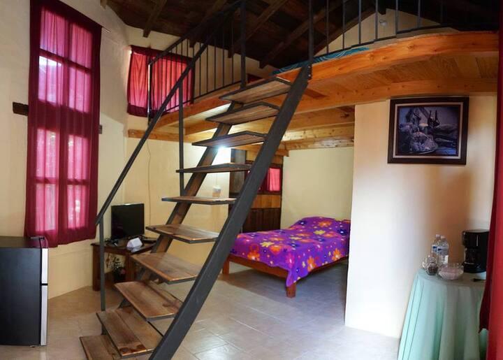 Cabaña rústica céntrica en Xico, Ver.