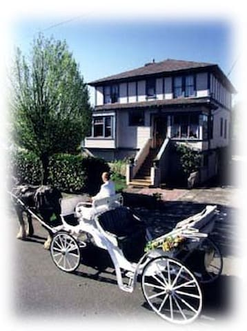 James Bay Bed and Breakfast - Victoria - Bed & Breakfast