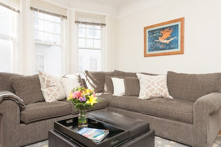 Charming Studio- LOW monthly rates! - San Francisco - Apartment