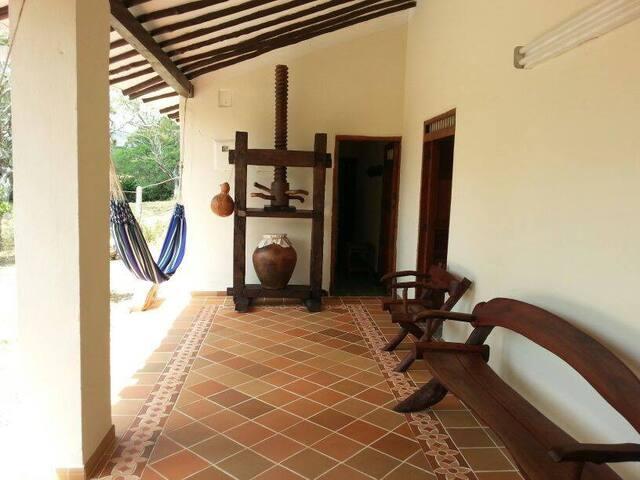 Habitaciones baño privado San Gil - San Gil - Bed & Breakfast