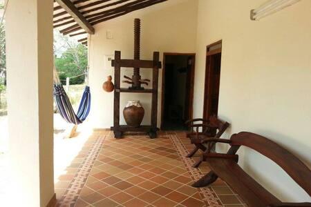 Habitaciones baño privado San Gil - San Gil - Szoba reggelivel