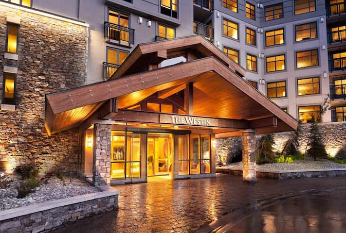 **The Monache, Village in Mammoth, Luxury Studio** - Mammoth Lakes - Kondominium