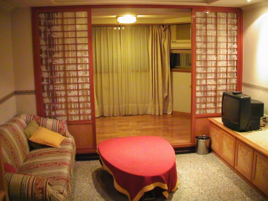 和室(Japaness-style guest room)