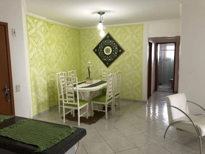 Apartº C/ Varanda Gourmet 3 dorm suite, 2VG TUPI