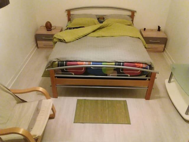 Appartement calme et fonctionnel