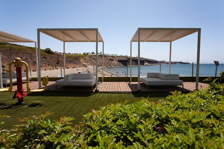 Luxury 3 bedroom in Pasito Blanco - Pasito Blanco - Haus