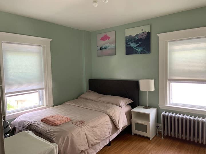 No. 2 Comfortable, single room