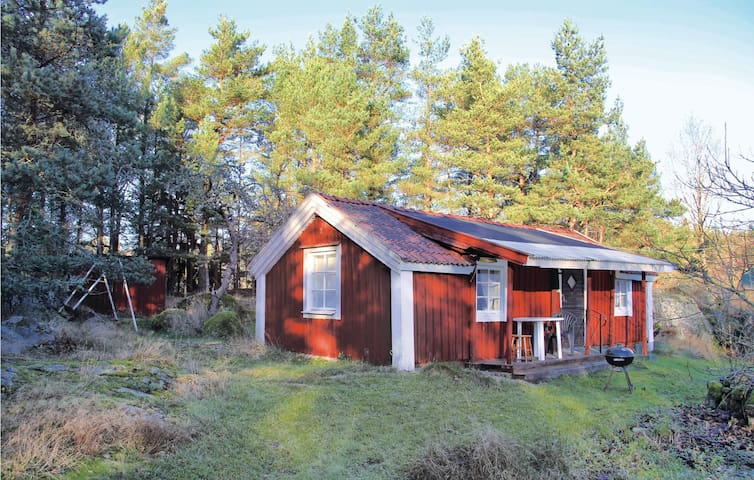 Holiday cottage with 1 room on 45m² in Ronneby