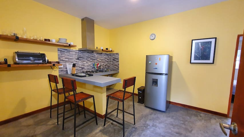 2 BR Renovated Apartment in the Heart of Minca