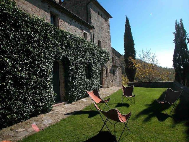 Fantastic Villa in the heart of Val d'Orcia - Sarteano