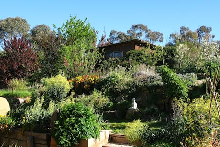 peaceful garden bungalow - Castlemaine - Ev