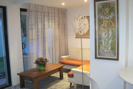 Garden Studio in Wollstonecraft - Wollstonecraft - Apartamento