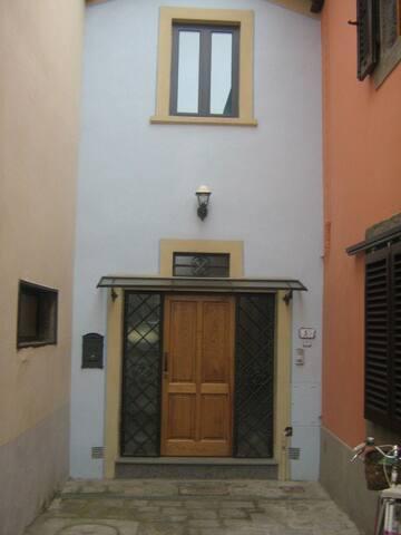 la casina celeste - Castelfranco di Sopra - Byt