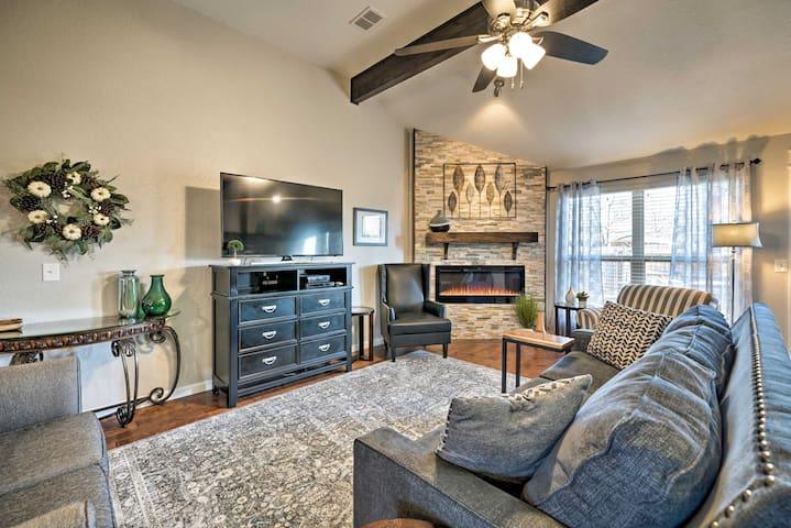 NEW! Updated Edmond Home w/Patio & Yard Near OKC!