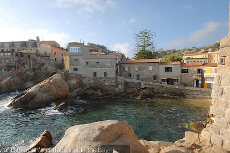 Unique Beachfront Cottages - Giglio Porto