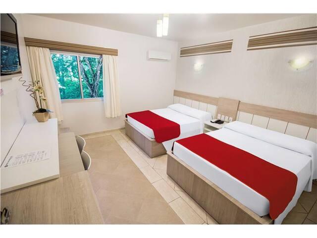 Hotel Nacional Inn Foz do Iguaçu Classic - Quarto Família Standard