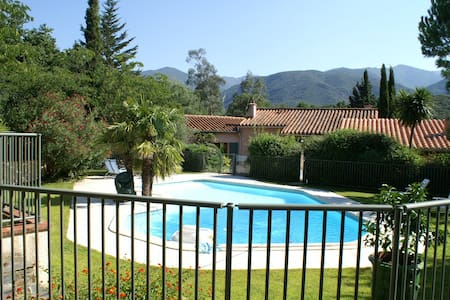 Farmhouse with pool ... Sea and mountain .. very q - Reynes