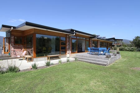 Huon Valley Luxury with River Views + free wi-fi - Ranelagh - Rumah