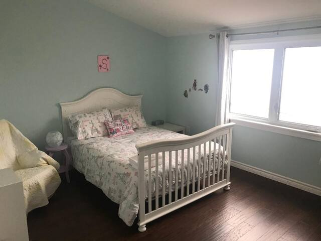 Bedroom #4 - Full Bed