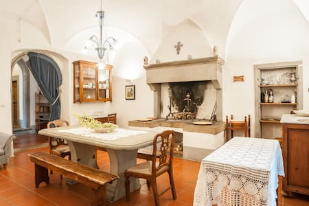 Dim.Storica Villa Guadagni Cappelli - Arezzo  - วิลล่า