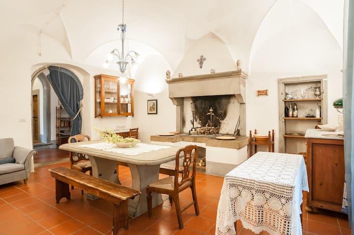 Villa Guadagni Cappelli a Borgo a Giovi