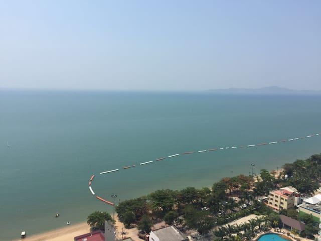 Appartement A Louer Pattaya Thailande