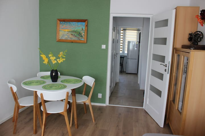 Zielony Apartament