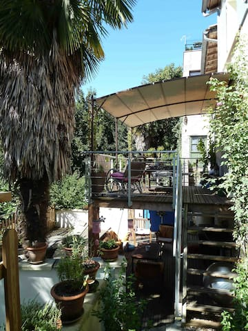 The Jungle House - Meilhan-sur-Garonne - บ้าน