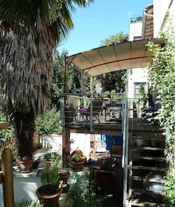 The Jungle House - Meilhan-sur-Garonne - Huis