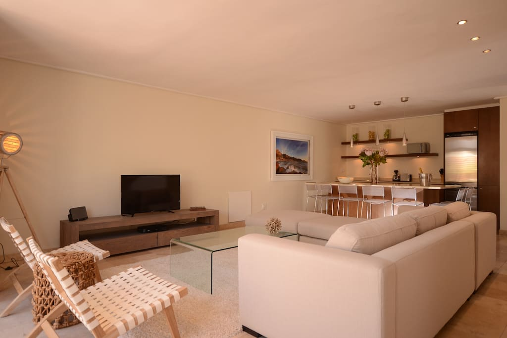 Living Area (with AC)