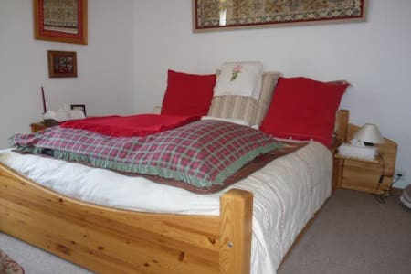 Romantic 1 Bedroom Flat in Crans - Crans-Montana - Appartamento