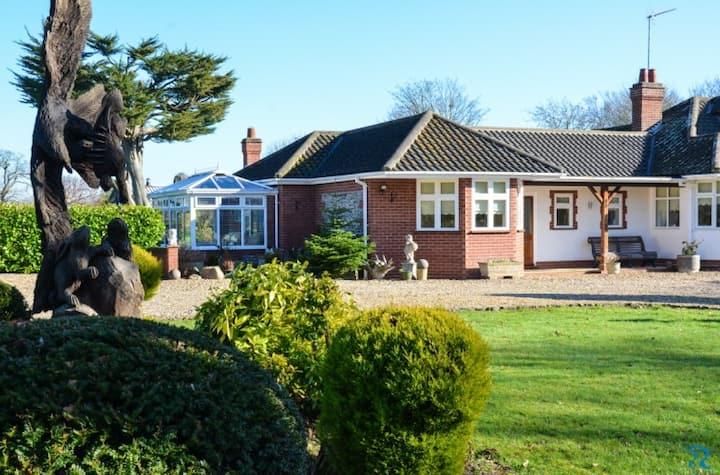 The Annex - In the heart of the Norfolk Broads