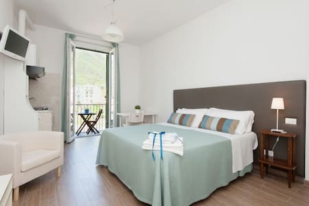 Studio5:Sea View,WI-FI,Kitchen,Park - Corniglia