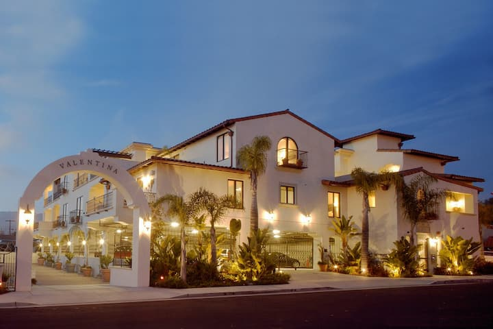 Luxury Ocean-View Beach Villa at Valentina Suites