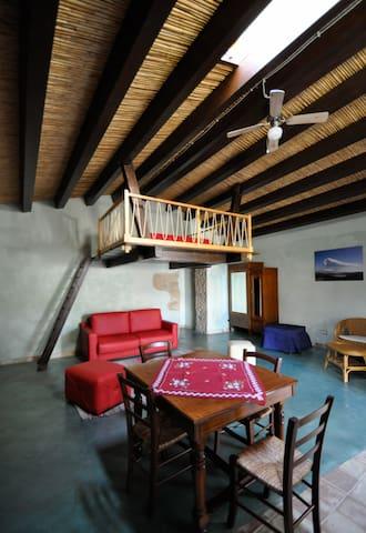Case al Borgo-Home relais -D.Siculo - Agira - Casa