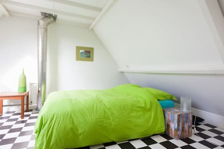 Comfortable rooms in a familyhouse - Zutphen - Maison