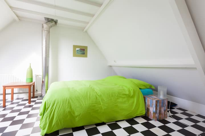 Comfortable rooms in a familyhouse - Inc breakfast