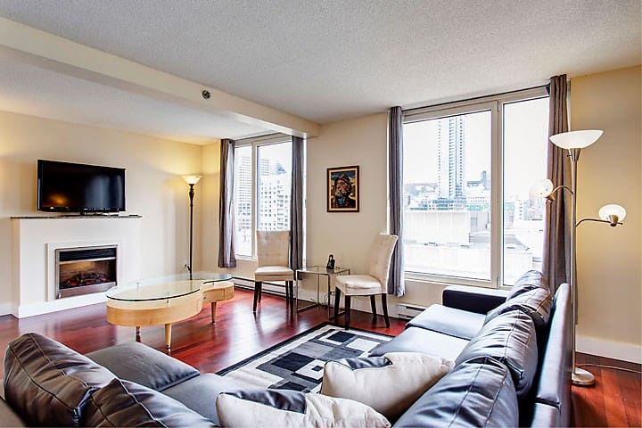 Lovely Flat For 4 People In Old Montreal