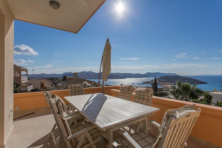 Luxury Beach Villa | Athens Riviera - Anavyssos - Haus