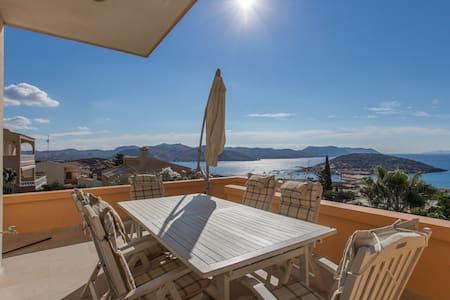 Luxury Beach Villa | Athens Riviera - Anavyssos