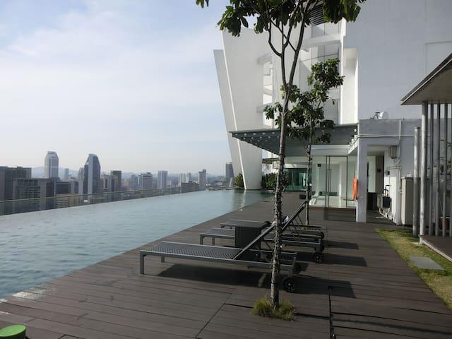 ★Entire apartment in Kuala Lumpur★ - Kuala Lumpur