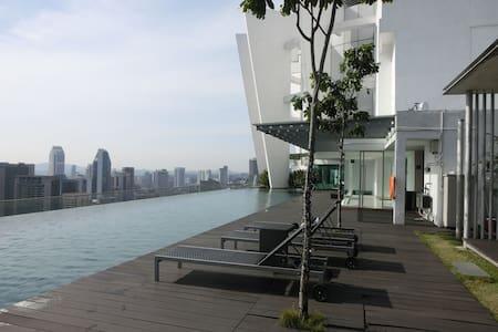 ★Entire apartment in Kuala Lumpur★ - Kuala Lumpur - Huoneisto