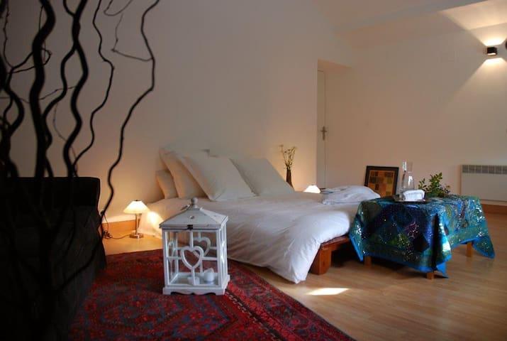 Chbre double AIR(2p.) Luxe calme - Rozérieulles - Huis