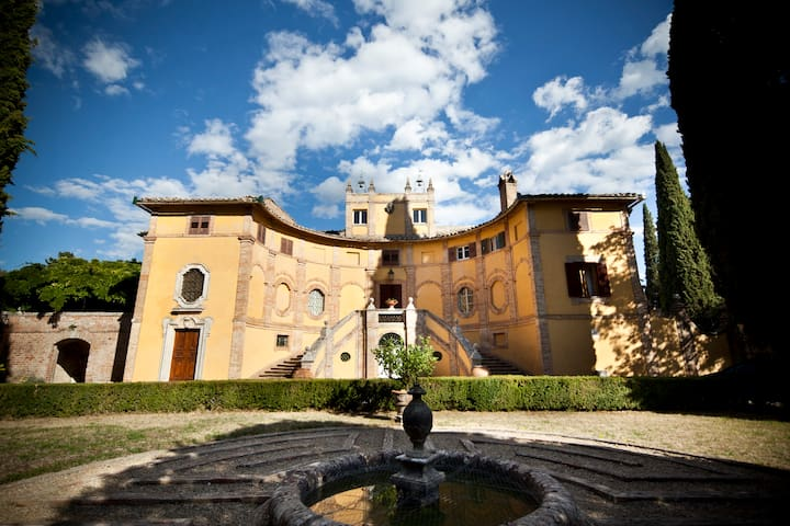 Il Villino suite San Nicolas